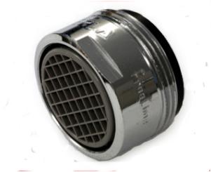 Wasserspar-Luftsprudler 24 mm,  4,5 l/Min, VE 10 Stück